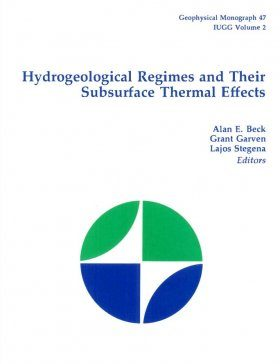 Hydrogeological Regimes and Their Subsurface Thermal Effects