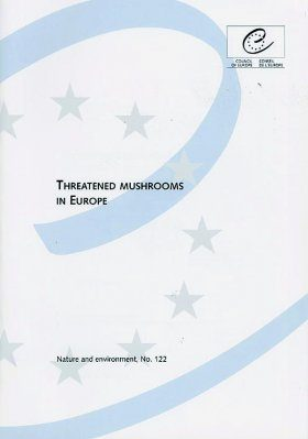 Threatened Mushrooms in Europe