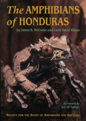The Amphibians of Honduras