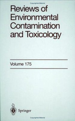 Reviews of Environmental Contamination and Toxicology, Volume 175