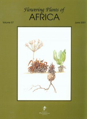 Flowering Plants of Africa, Volume 57: Plates 2161-2180