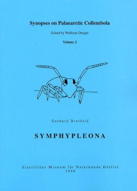 Synopses on Palaearctic Collembola, Volume 2: Symphypleona