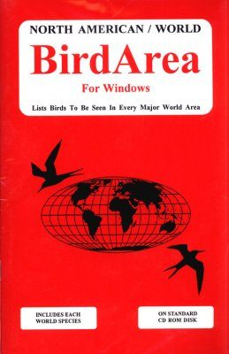 BirdArea with EditData - North American / World