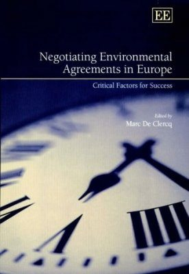 Negotiating Environmental Agreements in Europe
