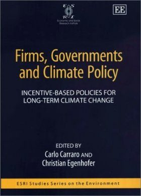 Firms, Governments and Climate Policy
