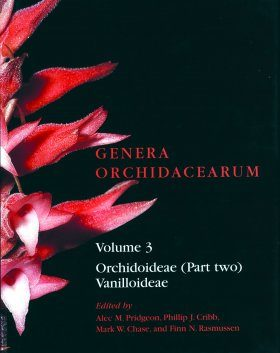 Genera Orchidacearum, Volume 3: Orchidoideae (Part 2)