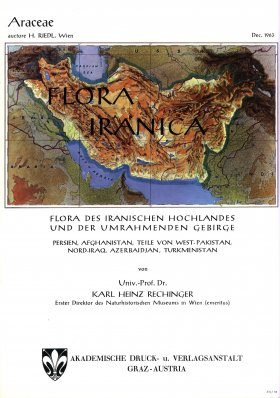 Flora Iranica, Volume 1: Araceeae [German / Latin]