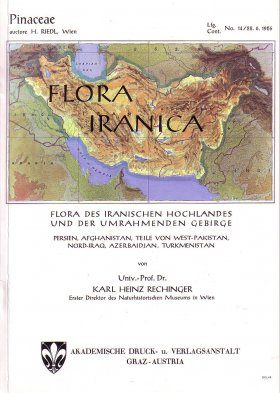 Flora Iranica, Volume 14: Pinaceae [German / Latin]