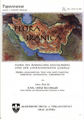 Flora Iranica, Volume 34: Papaveraceae [German / Latin]