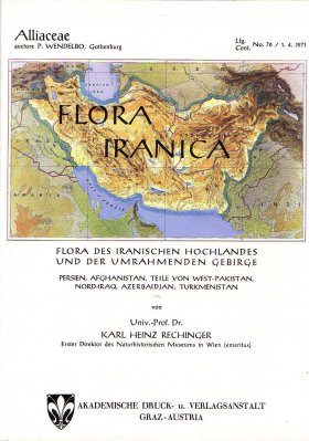 Flora Iranica, Volume 76: Alliaceae [German / Latin]