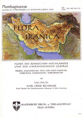 Flora Iranica, Volume 108: Plumbaginaceae [German / Latin]