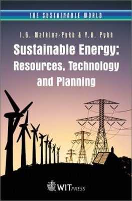 Sustainable Energy: Resources, Technology and Planning