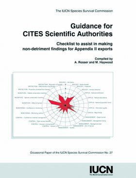 Guidance for CITES Scientific Authorities