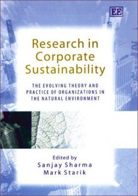 Research in Corporate Sustainability