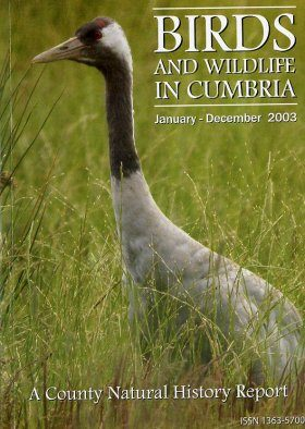 Birds and Wildlife in Cumbria: January-December 2003