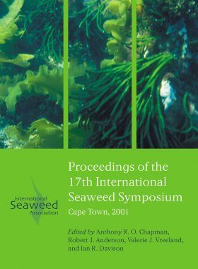 Proceedings of the 17th International Seaweed Symposium Cape Town, 2001