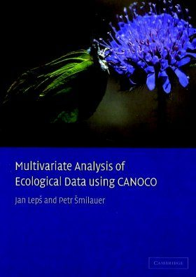 Multivariate Analysis of Ecological Data using CANOCO