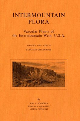 Intermountain Flora, Volume 2, Part B