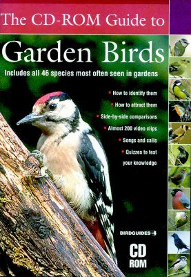 The CD-ROM Guide to Garden Birds