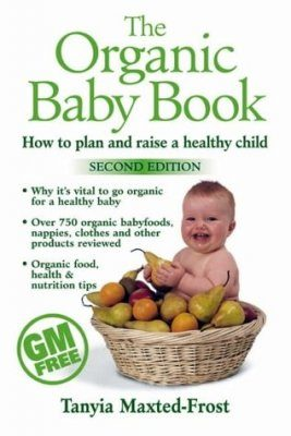 The Organic Baby Book
