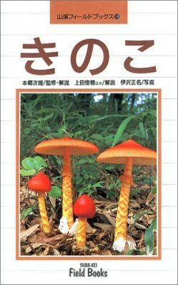 Yama-Kei Field Book Series No. 10 (Mushrooms) [Japanese]