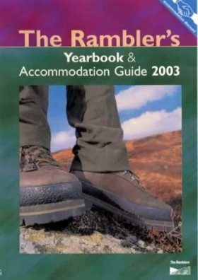The Ramblers Yearbook and Accommodation Guide 2003
