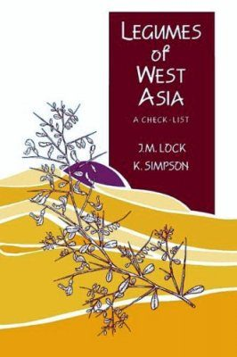 Legumes of West Asia: A Checklist