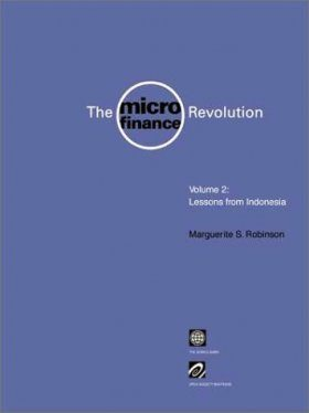 The Microfinance Revolution, Volume 2: Lessons from Indonesia