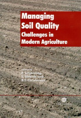 Managing Soil Quality