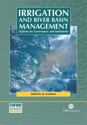 Irrigation and River Basin Management