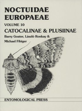 Noctuidae Europaeae, Volume 10 [English]