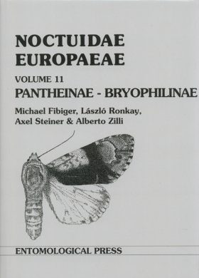 Noctuidae Europaeae, Volume 11 [English]