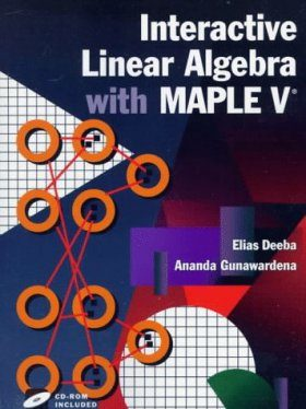 Interactive Linear Algebra with Maple 5