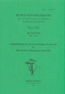 Fungi non Delineati 21: Contribution to the Knowledge of Species of Entoloma Subgenus Leptonia