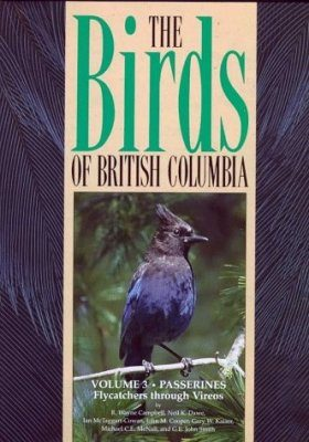 The Birds of British Columbia, Volume 3