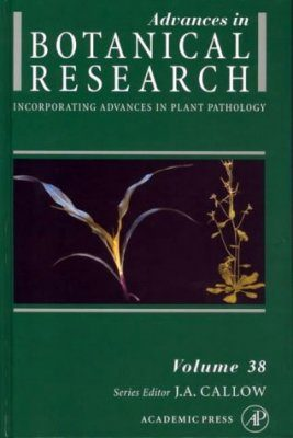 Advances in Botanical Research, Volume 38