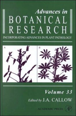 Advances in Botanical Research, Volume 33