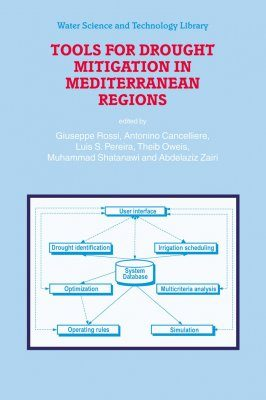Tools for Drought Mitigation in Mediterranean Regions