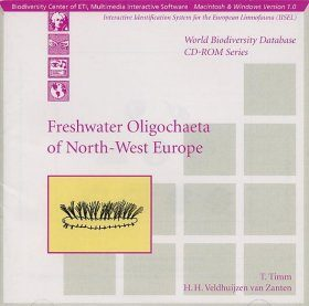 Freshwater Oligochaeta of North-West Europe