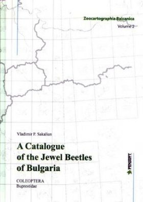 A Catalogue of the Jewel Beetles of Bulgaria (Coleoptera: Buprestidae)