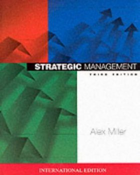 Strategic Management (International Student Edition)