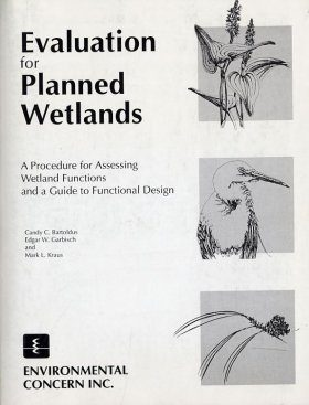Evaluation for Planned Wetlands