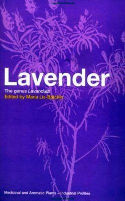 Lavender: The Genus Lavandula