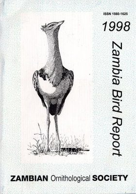 Zambia Bird Report 1998