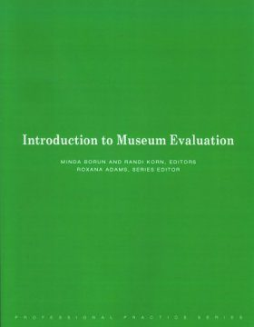 Introduction to Museum Evaluation