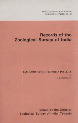 Taxonomy of South Indian Psyllids