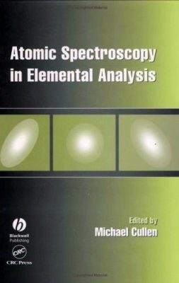 Atomic Spectroscopy in Elemental Analysis