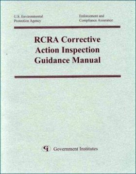 RCRA Corrective Action Inspection Guidance Manual