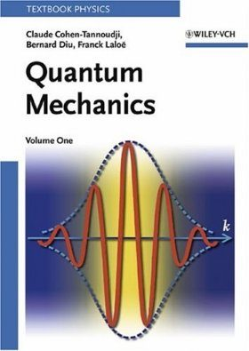 Quantum Mechanics Volume 1
