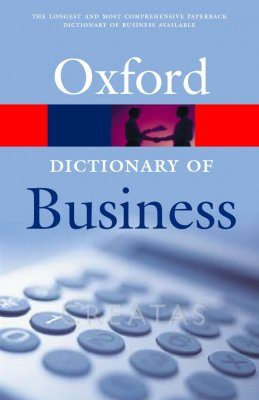 Oxford Dictionary of Business